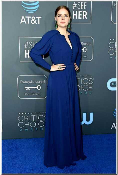 Самые интересные образы голливудских актрис на Critics choice awards 2019