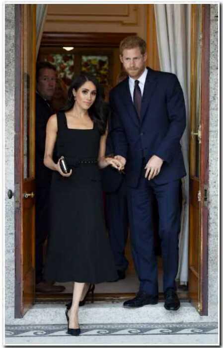 """""""Наглая парочка"""": австралийцы остались возмущены поведением Принца Гарри и Меган Маркл во время турне"""