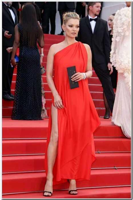 Кейт Мосс 45: лучшие вечерние выходы именинницы