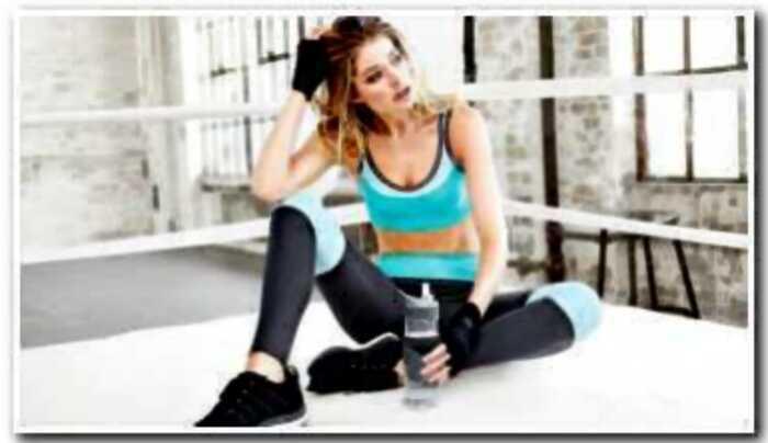 Ни грамма жира: 10-ти минутная тренировка с моделью Даутцен Крез