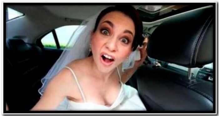 История невесты, которая хотела получать свадебные подарки только деньгами