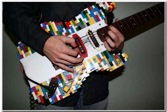 25+ гениальных способов использовать Lego, которые пригодятся каждому из нас