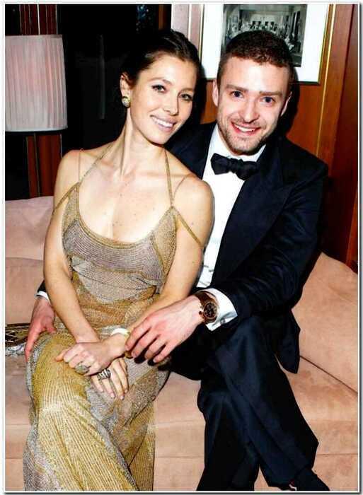Джастин Тимберлейк и Джессика Бил: самые стильные выходы пары