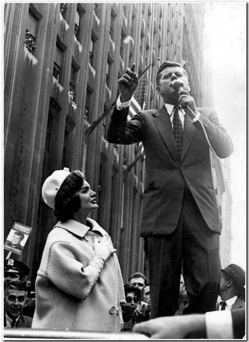 """""""Аристократка и плебей"""": 6 интересных фактов о браке Жаклин и Джонна Кеннеди"""