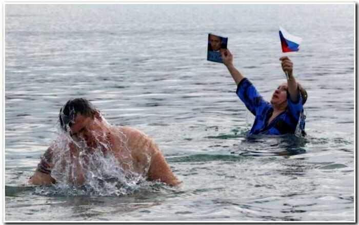 30 неистовых фотографий, которые могли быть сделаны только в одной стране