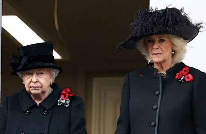 """Британские СМИ: """"Жена Принца Чарльза напилась на семейном ужине и напала на Королеву"""""""