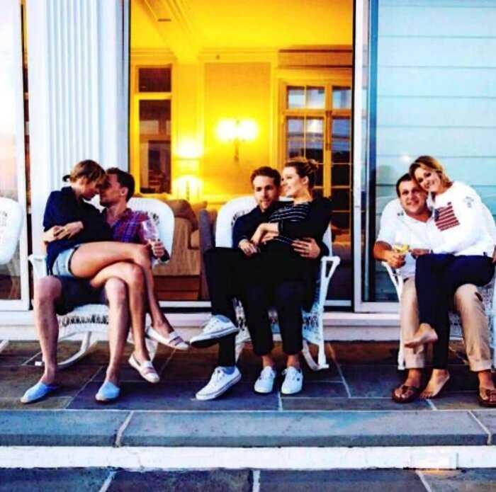 16 кадров, доказывающих, что Райана Рейнольдс и Блейк Лайвли — лучшая пара в мире