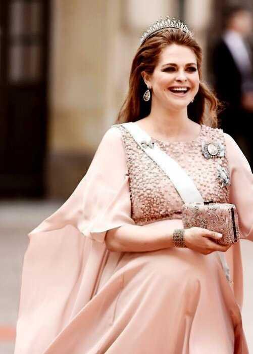 15 лучших образов шведской принцессы Мадлен