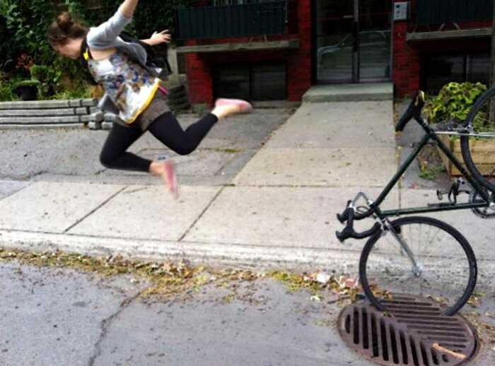 20 веселых фотографий, сделанных за мгновение до…