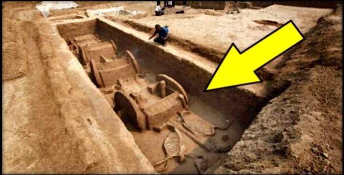 4 самые странные археологические находки, которые озадачили ученых