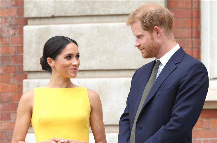 """Экстрасенс принцессы Дианы: """"Принц Гарри разведется с наглой Меган Маркл"""""""