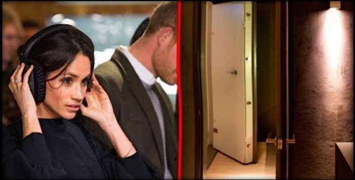 """""""Потому, что я так хочу"""": Меган Маркл планирует установить """"комнату паники"""" в поместье Фрогмор"""