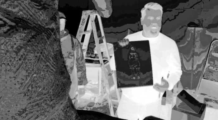 Дэвида Бэкхема разыграли, пригласив его на церемонию открытия собственной статуи