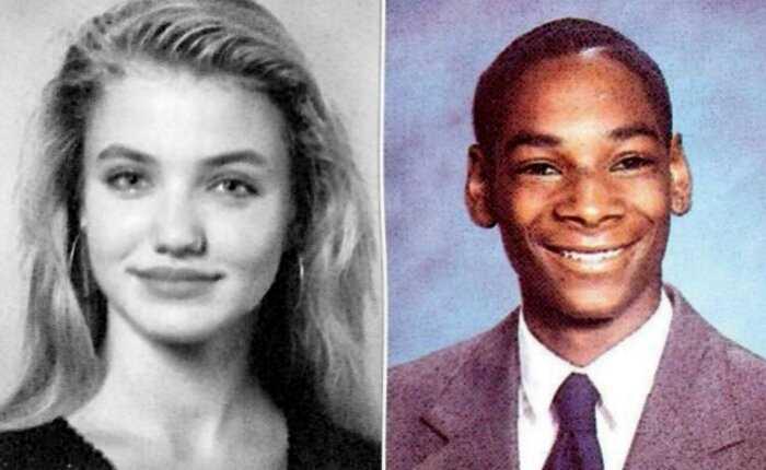 15+ фото звезд из тех времён, когда их знали только одноклассники, а не весь мир
