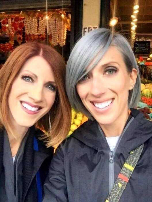 34-летнюю дочь и 57-летнюю маму из Британии принимают за сестер. Сможете угадать кто есть кто?