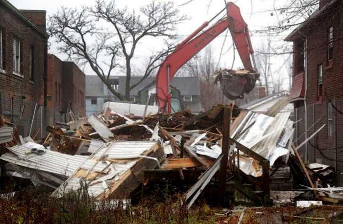 10 домов, история которых была так ужасна, что их пришлось снести