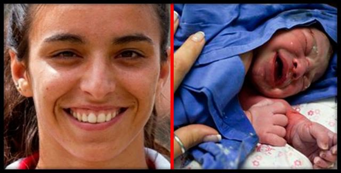 """""""Научное чудо"""": сын португальской спортсменки родился через три месяца после ее смерти"""