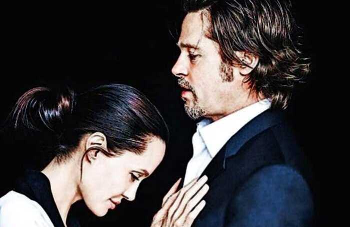 """""""Ну вот и все"""": Анджелина Джоли и Брэд Питт официально разведены"""