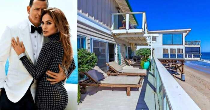 Дома знаменитостей: новый особняк Дженнифер Лопес и ее жениха Алекса Родригеса