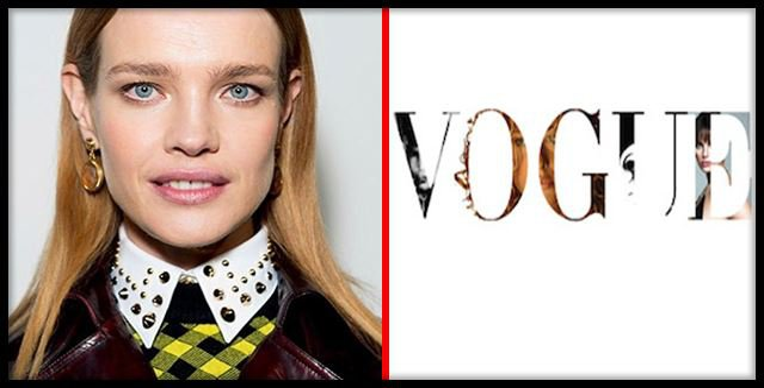 """""""Овал лица уже поплыл"""": журнал Vogue поглумился над внешностью Натальи Водяновой"""