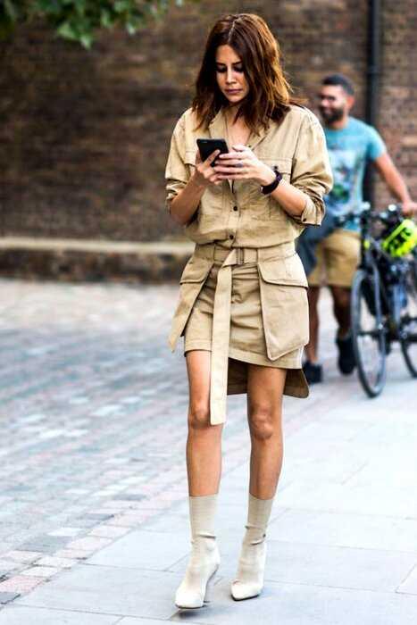 7 стильных летних образов редактора Vogue Австралия Кристин Сентенеры