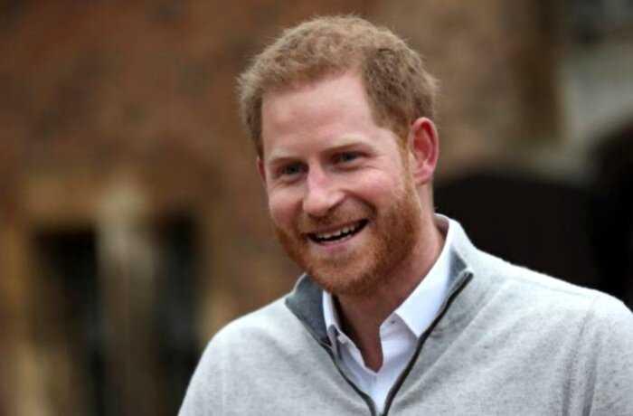 """""""Не представляю, как жил без него раньше"""": Принц Гарри поделился о буднях с сыном"""