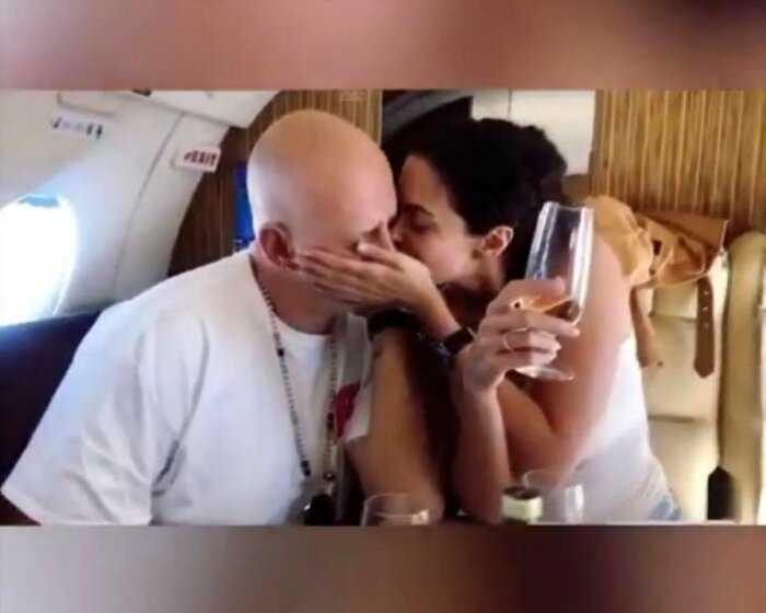 «Шампанское и любовь»: как проходит медовый месяц Потапа и Насти Каменских