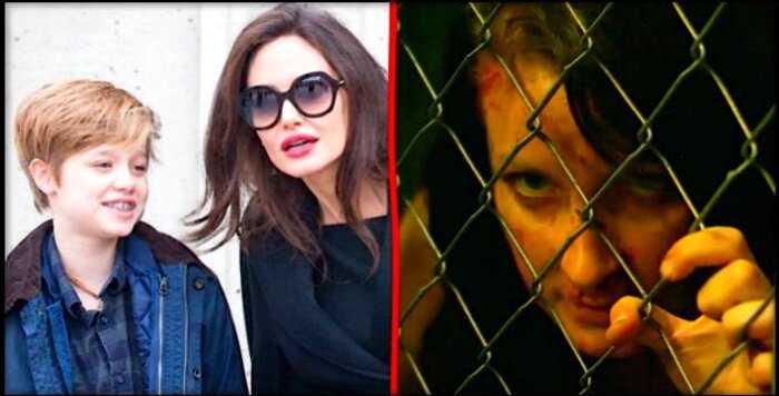 «Душевный подарок»: Анджелина Джоли в день рождения дочки отвела ее к убийце-каннибалу