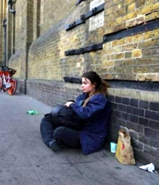 Дочь миллионера стала бездомной, чтобы понять, каково это — быть бедным