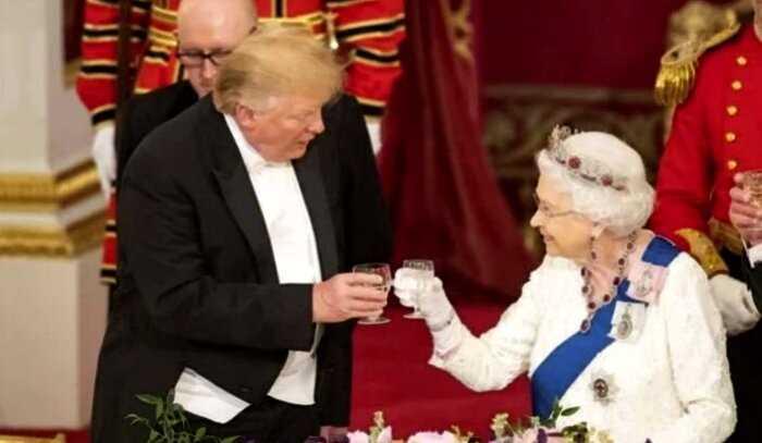 «Королева в гневе»: Принц Гарри оскорбил Дональда Трампа в отместку за Меган Маркл