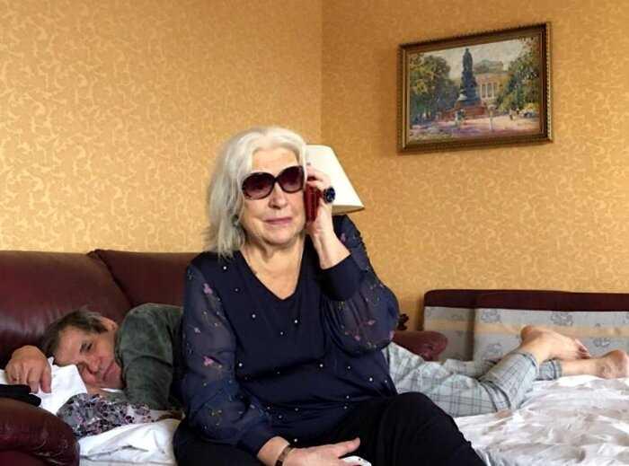 «Беда не приходит одна»: супруга Бари Алибасова Лидия Федосеева-Шукшина слегла вслед за мужем
