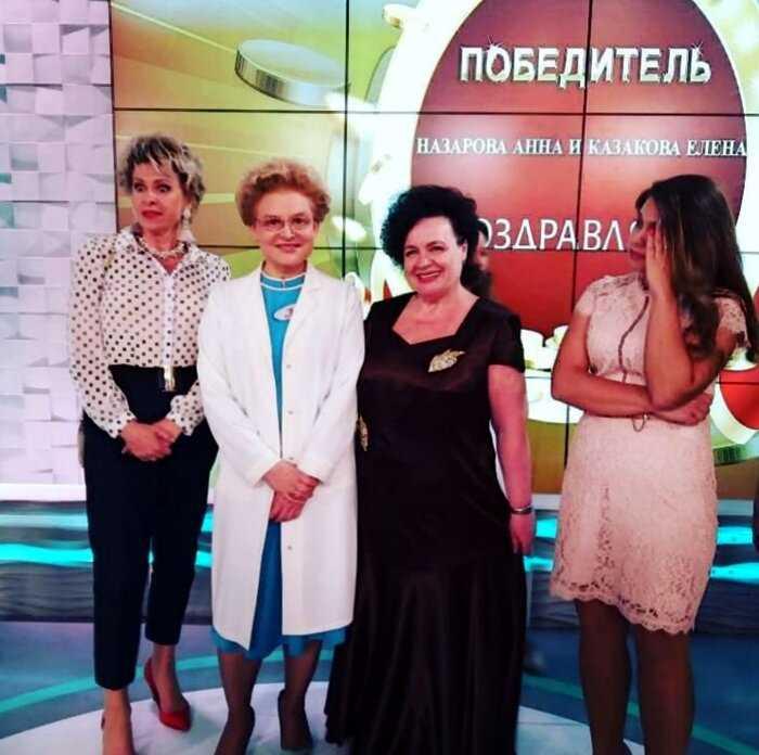 Елена Малышева: «Женщины в возрасте 50+ не нужны природе и она от них избавляется»