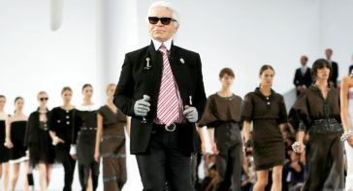 5 важных для мира моды событий в карьере Карла Лагерфельда