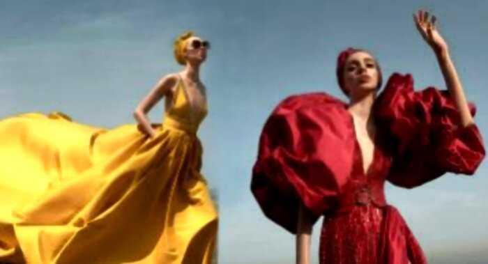 30 роскошных образов круизной коллекции Elie Saab
