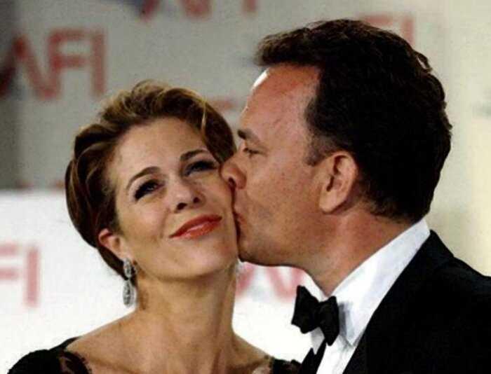 «Жить долго и счастливо»: Том Хэнкс вывел 6 правил счастливого брака