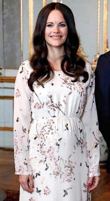Герцогиня Вермландская София: стиль супруги наследника шведского престола