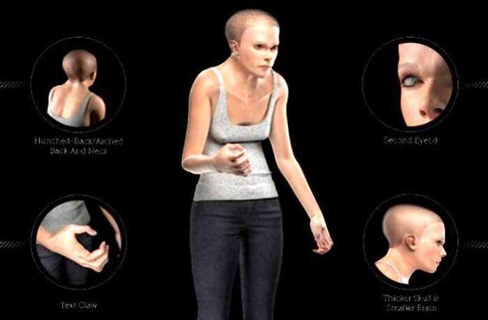 «Все серьезно»: ученые показали, как будет выглядеть человек в 2100 году