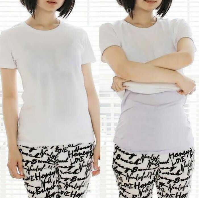«Дизайнерское тело»: в Японии придумали футболку, делающую людей соблазнительными