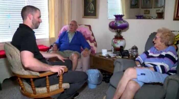 «Любви все возрасты покорны»: история пара, поженившейся в возрасте 100 и 103 года