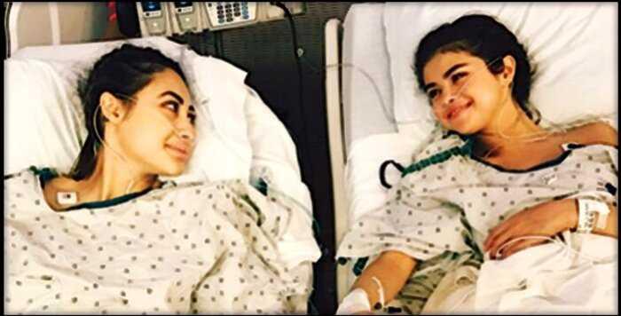 Селена Гомес перестала общаться с подругой, пожертвовавшей ей почку