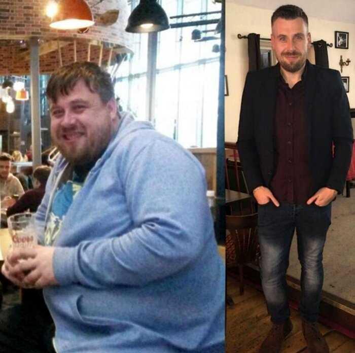 20 людей, которые распрощались с лишним весом и начали жизнь заново
