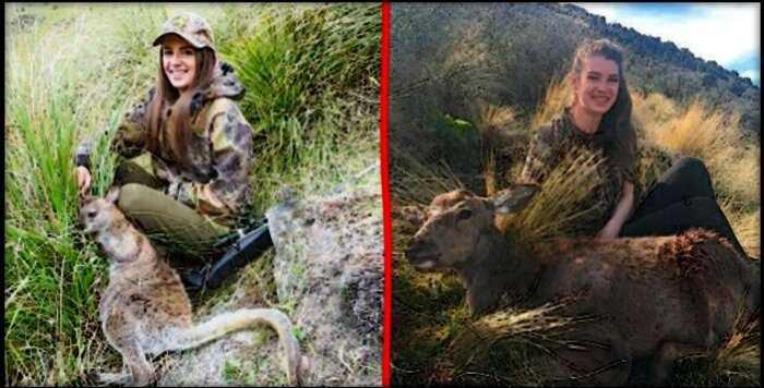 Охотница из Новой Зеландии не собирается бросать хобби, несмотря на ненависть в сети