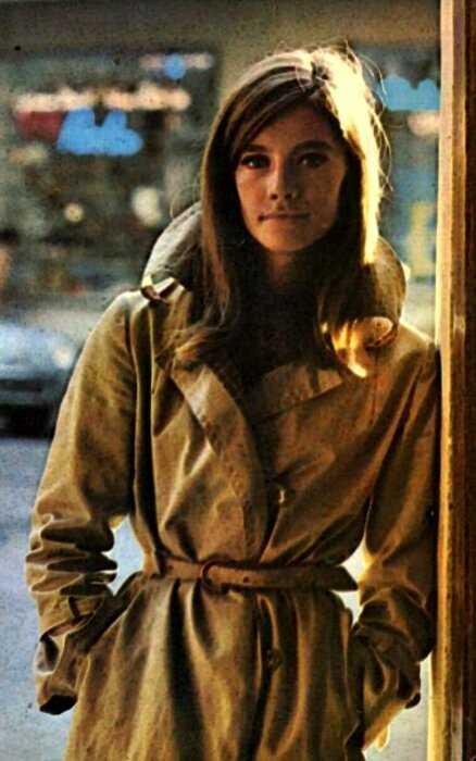 Франсуаза Арди: певица, муза дизайнеров и икона стиля 70-х