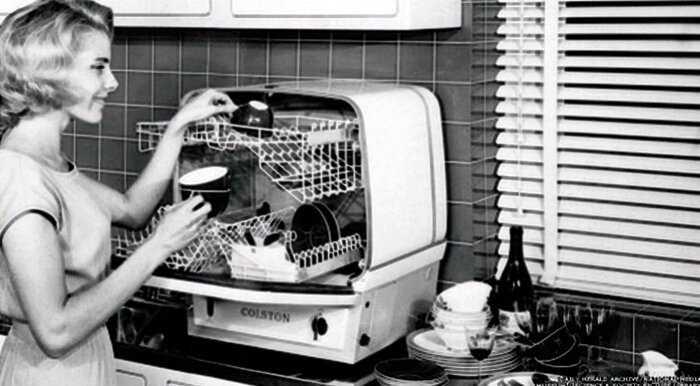 12 интересных фото о том, как выглядели бытовые приборы прошлого века