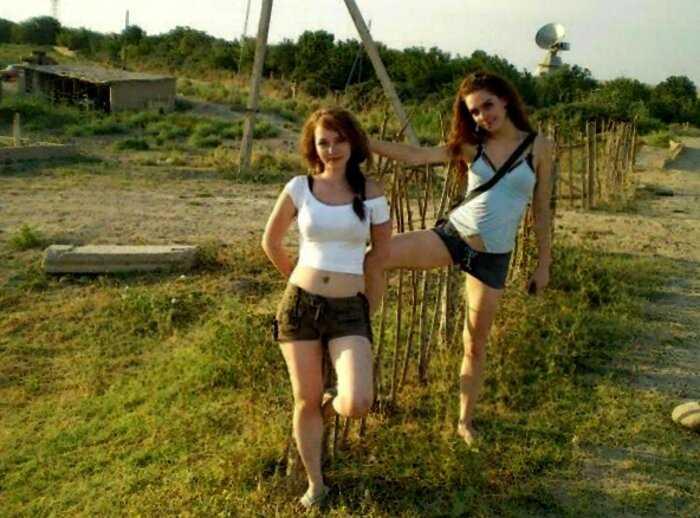 18+ ярких доказательств того, что деревенские девчата — самые самые!