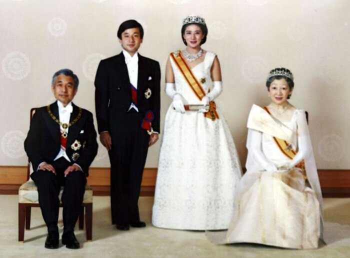 Императрица Японии Масако: утонченная, стильная, прогрессивная