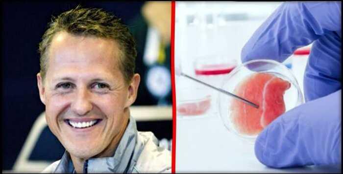 Михаэль Шумахер проходит «секретное лечение» стволовыми клетками в парижской клинике