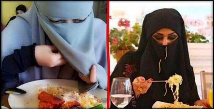 «Через тернии к еде»: каким образом арабские женщины едят в ресторанах?