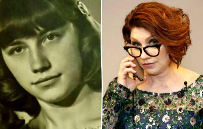 «От Маслякова до Малышевой»: как выглядели знаменитые телеведущие в юности