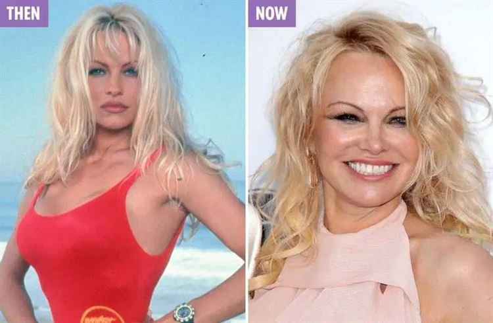 «30 лет спустя»: как выглядят сегодня главные актёры сериала «Спасатели Малибу»
